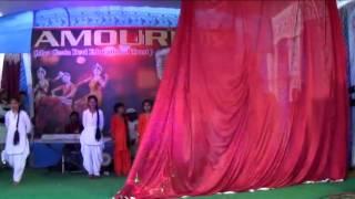 Desh Rangila Dance by school girls   Angels Amour