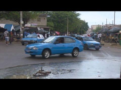 Assainissement :  Les eaux usées font la loi à Abidjan