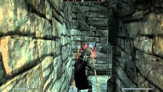 The Elder Scrolls V:Skyrim-Labirynt Shalidora.