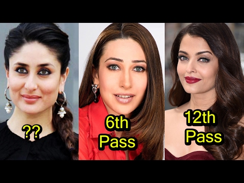 Thumbnail: 5 Very Less Educated Bollywood Actress