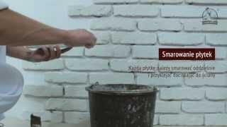 układanie starej cegły- film instruktażowy