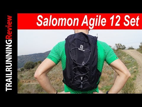 51f767f9 Salomon Agile 12 Set Review - YouTube