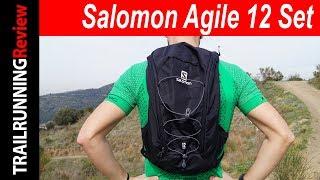 Salomon Agile 12 Set Review