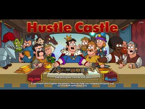 Hustle Castle - Clan Wars Guide - Squad Setup - Shadow Hustler
