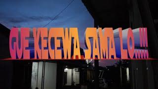 Gambar cover Story WA Galau Terbaru | GUE KECEWA SAMA LO...!!!