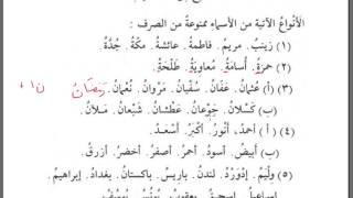 Том 1. урок 32 (22). Мединский курс арабского языка.