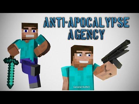 Anti-Apocalypse Agency (AAA) - Убиващите се тайни агенти!