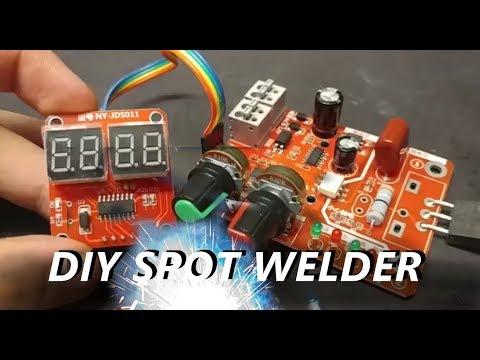 Another Aliexpress DIY Spot Welder Controller Review (Available)
