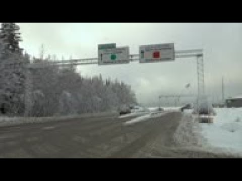 Norway's border with EU testing digital clearance system