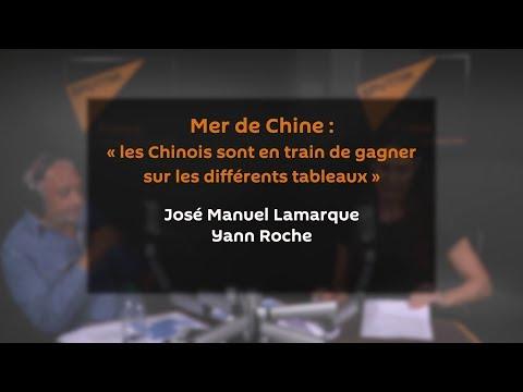 Mer de Chine : « les Chinois sont en train de gagner sur les différents tableaux »