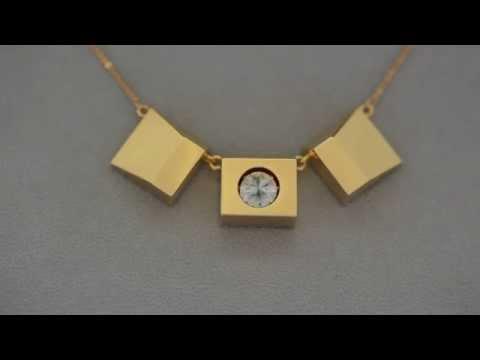 Ruifier Jewellery: Praecipula Necklace Video