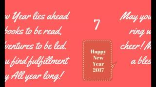 11 happy new year wishes for friends