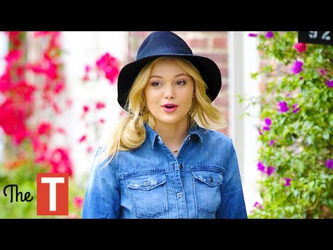 20 Things You Didn't Know About Olivia Holt