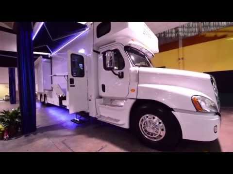 Full Tour ~ 2015 Haulmark Motorcoach 4503BH Super C RV~ Our Best In Show