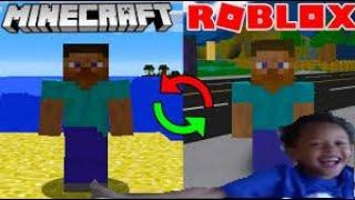 Minecraft roblox Xbox live! (2019)