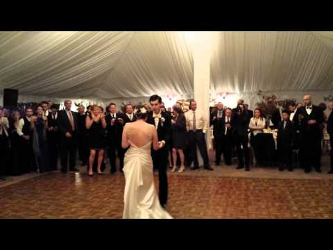 Jamie and Colby first dance