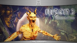 Risen 3 : Titan Lords (Final Boss Fight & Game Ending) (Good Ending)