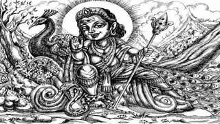 LORD MURUGAN DRAWINGS - Artist Anikartick,India