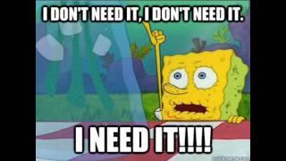 I Don39;t Need It (Spongebob Beat)  TreyLouD