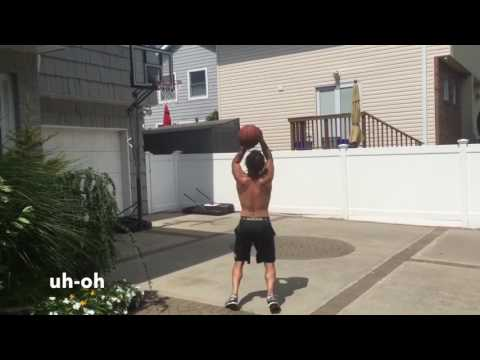 Quick Basketball Fat Burning Workout