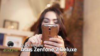 ASUS ZenFone 2 Deluxe Special Edition - Quick Review (Indonesia)