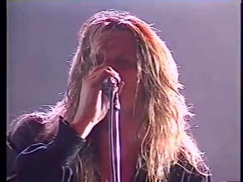 SKID ROW - Monsters Of Rock Sao Paulo 1996