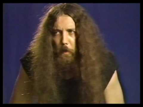 Alan Moore - Swamp Thing Interview Pt. 1 - 1985