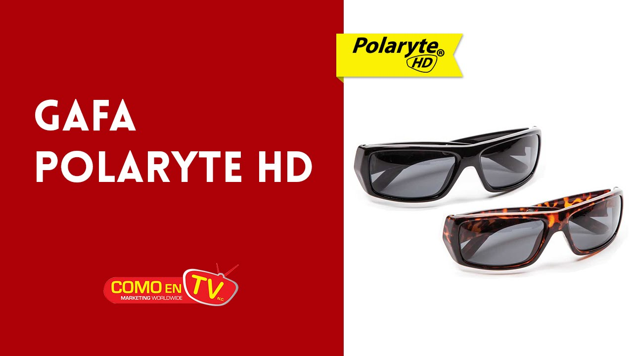 distribuidor mayorista d2368 d47bc Gafa Polaryte HD