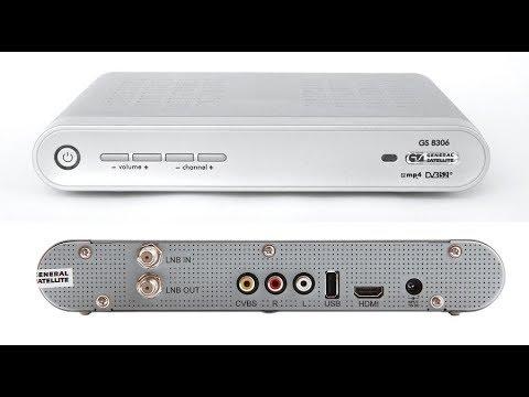 Обновление ресивера триколор ТВ Gs-8306 (устраняем ошибки)