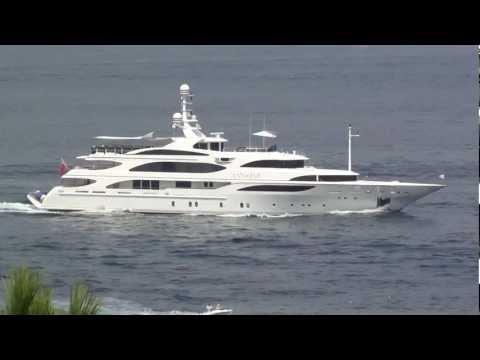 Navigation dans le golfe de Saint-Tropez