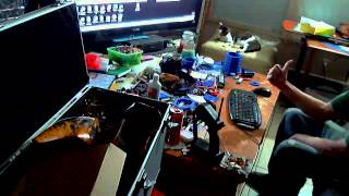 logitech 720 webcam vid test