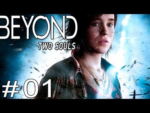 Beyond: Two Souls #01 Das Experiment [German/Blind] - Beyond: Two Souls Let's Play