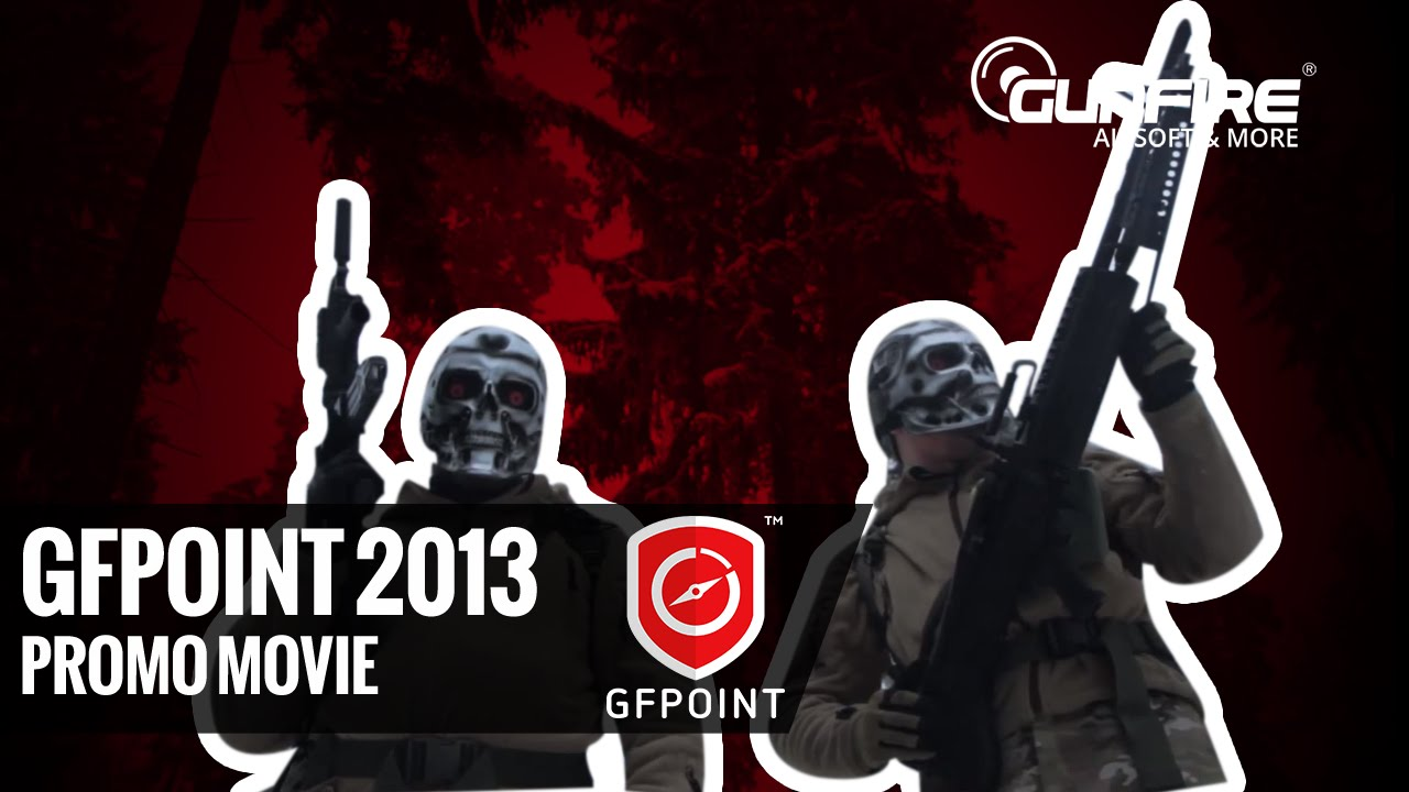GF-POINT PROMO MOVIE - GUNFIRE on YouTube | Thu