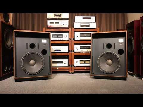 Test  loa JBL L200B Studio Master - Amply Luxman L590Aii - Đầu CD Teac VRDS 50