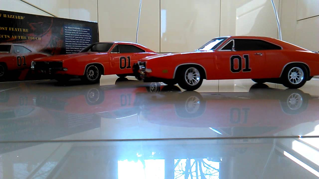 Cult Classic Dodge Charger General Lee Hitari Rc Youtube
