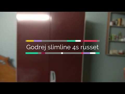 Godrej Slimline 4s Russet Brown