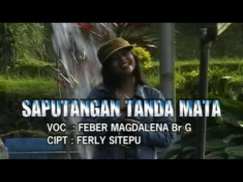 Feber Magdalena Br. Ginting - Saputangan Tanda Mata (Official Lyric Video)