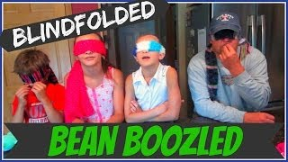Blindfolded Bean Boozled Challenge