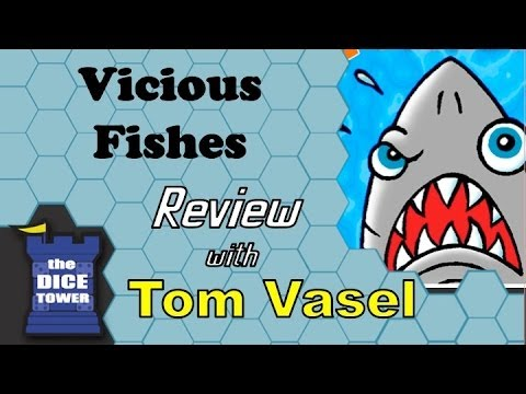 Vicious Fishes Review - Part 2