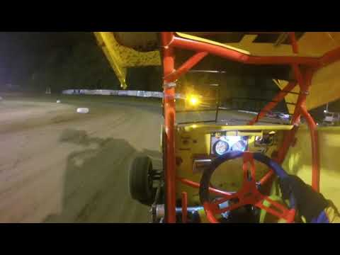 Feaature win Lincoln Park Speedway 9 23 17