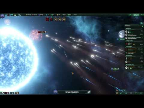 Stellaris vs. Endless Space 2 Alpha Space Combat