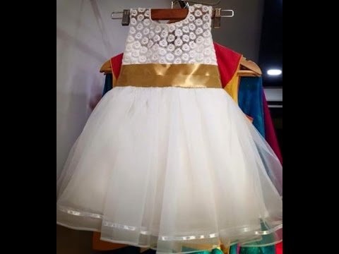 b35a1e873d03 latest baby frocks designs - YouTube