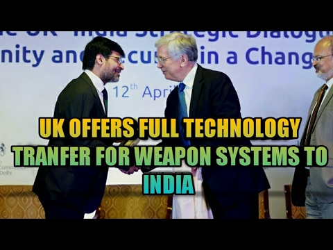 Make in India for defence: UK ready for tech transfer to India to become 'world beaters'