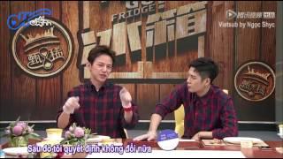 [Vietsub] Your Name Phiên Bản Xin Nhờ Tủ Lạnh: Hà Cảnh, Jackson Wang, Gary, Song Ji Hyo