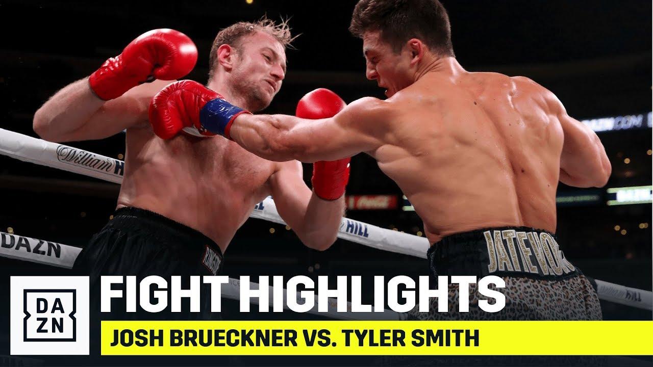 Download HIGHLIGHTS | Josh Brueckner Pro-Debut vs. Tyler Smith