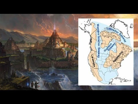 "Russia Warns Atlantis Is ""Rising Again"", Under The Very Heart Of America"