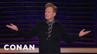 Conan On Who Has The Best Chance At Beating Trump - CONAN on TBS
