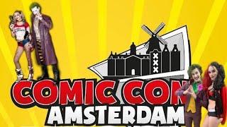 Amsterdam Comic Con (ACC) vlog/review!!!