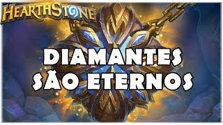 HEARTHSTONE - DIAMANTES SÃO ETERNOS! (STANDARD WALL PRIEST)