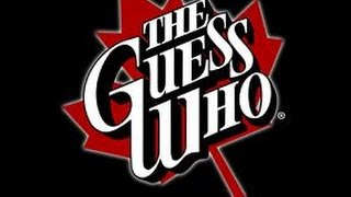 The Guess Who - These Eyes (Lyrics on screen)